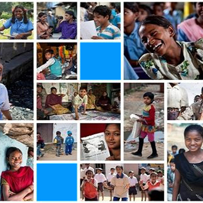 UNICEF India - Awareness Campaign